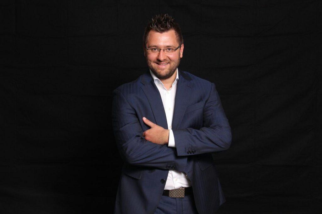 Kiril Litvin, geschäftsführender Gesellschafter, gründete im April 2005 die Medilux GmbH | MEDILUX GmbH