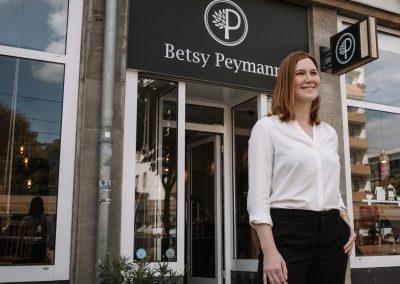 Bekleidungsgeschäft von Betsy Peymann