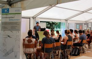 Gründet auf dem Campus: Selbstständigkeit im Fokus @ Hochschule Magdeburg-Stendal, Herrenkrug Campus zwischen Mensa und Volleyballplatz
