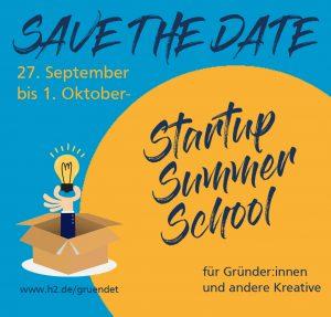 Startup Summer School @ Campus Herrenkrug, Hochschule Magdeburg-Stendal